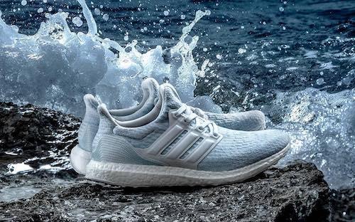 Adidas Parley Ultraboost Deep Ocean blue