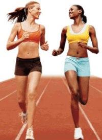 Hardlopen vrouwen
