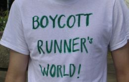 Boycot Runners World