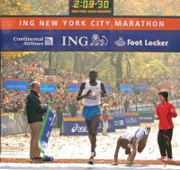ING NYC Marathon winner